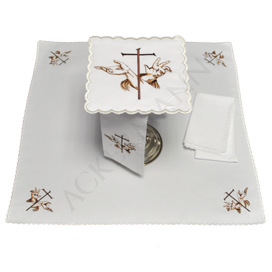 Altar linen 022 St. Francis