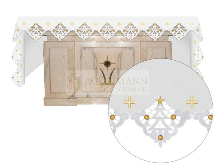 Christmas Altar cloth Midnight Mass