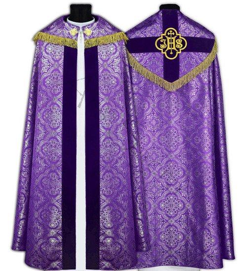 Purple Gothic Cope model 208